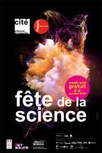 Affiche de la fête de la science 2019